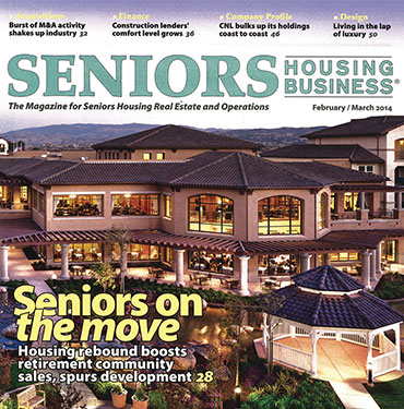 Seniors Housing Business Magazine